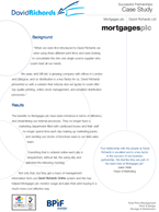 Mortgages plc